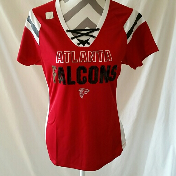 womens atlanta falcons shirt